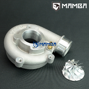 Upgrade TOYOTA 1KZ CT12B Compressor Housing + 20T GTX 11+0 Wheel