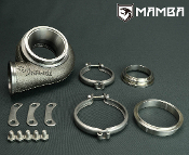 MAMBA V-Band In & Out .86 Turbine Housing Garrett GT35R GT3582R