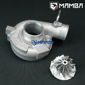 Turbo Compressor Housing + 11+0 Billet Wheel SUBARU TD05 Big 16G