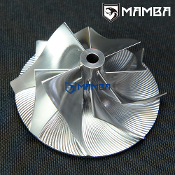 Billet Turbo Compressor Wheel AUDI S3 BAM 225HP K04-022 4+4