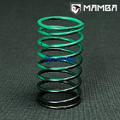 Adjustable Actuator Spring 0.5 Bar / 7 Psi / Green Color