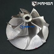 Turbo Billet Compressor Wheel For Garrett GT12 (30/44 mm) 7+0